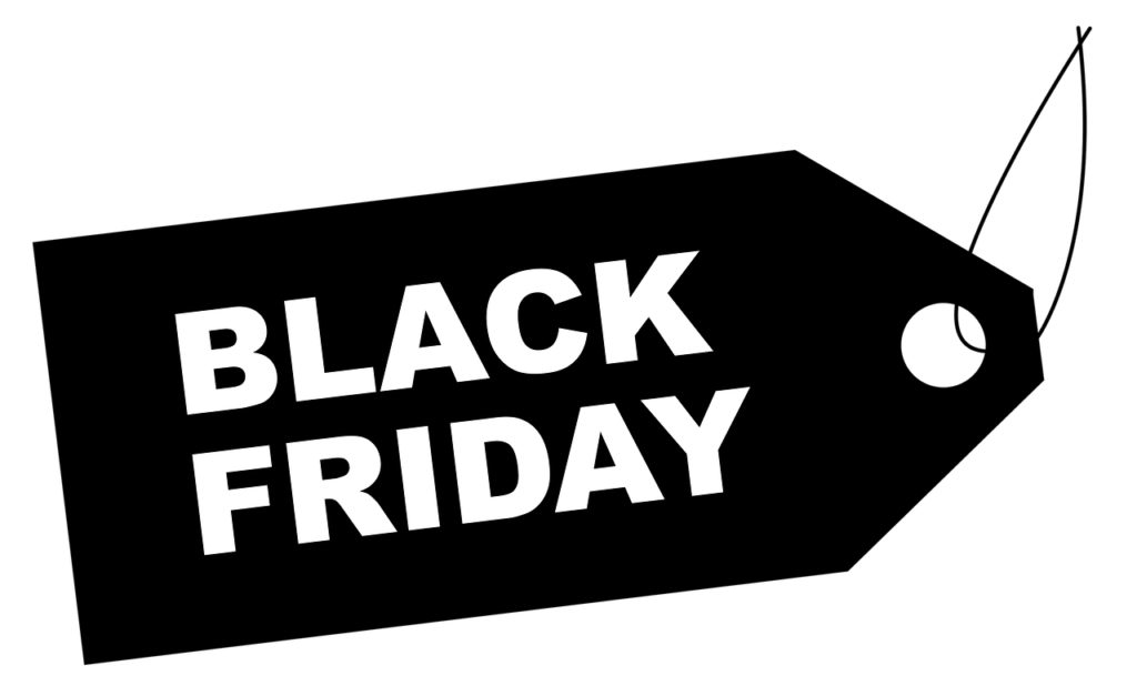 Black Friday conservationist