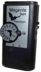 Magenta Bat Detector Altezza 135 mm