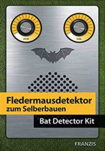 Franzis Make your own Bat Detector Kit & Manual